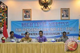 Rapat Pengendalian Inflasi Kotim