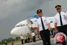 Manajemen Garuda jamin penerbangan tidak terganggu walau ada ancaman mogok