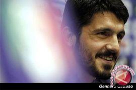 Tanda-tanda kebangkitan AC Milan munculnya sosok Gennaro Gattuso