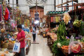 Satgas Pangan Kalteng Pantau 2 Pasar Tradisional