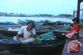 Mayoritas Kapal Nelayan Kalteng 5 Gross Ton, Terkait Jumlah Hasil Tangkap Ikan