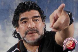 Jelang Piala Dunia 2018 ini nasehat Diego Maradona ke Lionel Messi