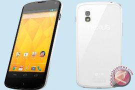 Nexus 4 putih hadir secara global Juni