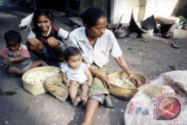 Sebanyak 2,06 juta jiwa terbebas dari zona kemiskinan