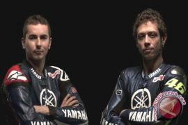 Urutan Ketiga MotoGP Jerman Milik Rossi