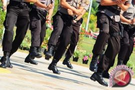 300 Aparat Kepolisian Siap Amankan Laga Kalteng Putra FC Vs Persebaya