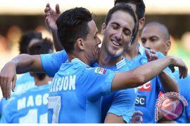 Napoli Penguasa Klasemen Sementara Liga Italia
