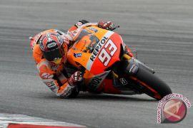 Marc Marquez juarai balapan MotoGP Spanyol