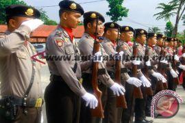 550 Personel Polisi Amankan Malam Tutup Tahun