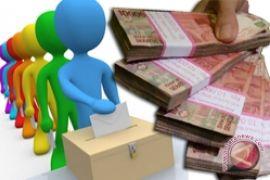 Di daerah ini potensi politik uang merata di hampir semua desa