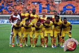 Kesiapan Sriwijaya FC hadapi Barito Putera