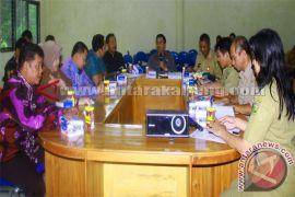 Kunjungan  DPRD Tabalong ke Pemkot