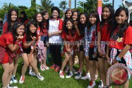 Foto Bersama Dancer