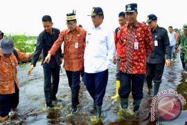 Wagub Kalteng Pantau Banjir