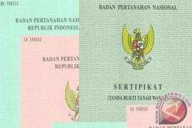 BPN Barsel targetkan 3.000 sertifikat pada Program PTSL