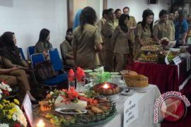 Lomba Makanan Tradisional Kalteng
