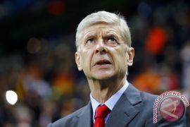 Arsenal pesta gol saat lawan Burnley di laga terakhir Wenger