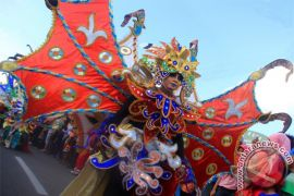 Festival Budaya Isen Mulang 2015
