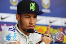 Absen enam pekan, Neymar ucapkan terima kasih atas dukungan penggemar