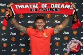 Marcos Rojo diperpanjang hingga 2021