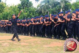 100 Personel Brimob Polda Kalteng Diperbantukan Jaga Freeport
