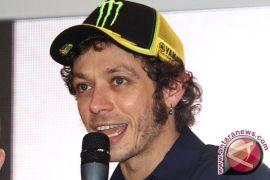 Valentino Rossi start terdepan di MotoGP Italia