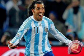 Hati Carlos Tevez Lebih Memilih Manchester City