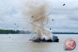Berantas penangkapan ikan ilegal, 363 kapal sudah ditenggelamkan