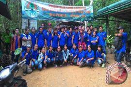 Barito Utara  Bentuk Kader Konservasi Alam Pararawen