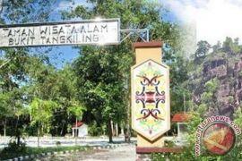 Objek Wisata Bukit Tangkiling Dipadati Wisatawan Domestik
