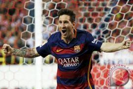 Barcelona kian kokoh di puncak klasemen usai kalahkan Ateltico
