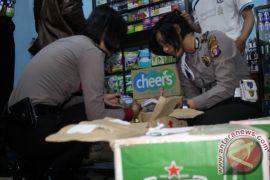 Tindakan tegas pengedar minuman beralkohol ilegal di Kotim masih lemah