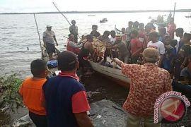 Perahu Klotok Tenggelam, Dua Orang Meninggal Di Seruyan