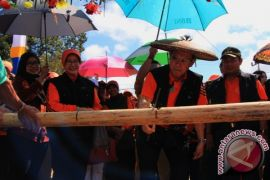 Disbudpar Jadikan Potong Pantan Perkenalkan Budaya Kalteng