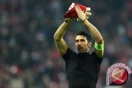Laga terakhir bersama Juventus, Buffon teteskan air mata
