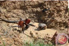 Penambang emas kabur lihat anggota DPRD Kalteng, ini ceritanya
