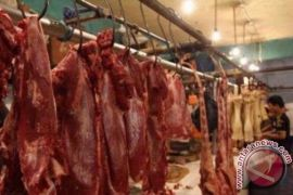 Daging sapi dan ayam ras alami kenaikan harga