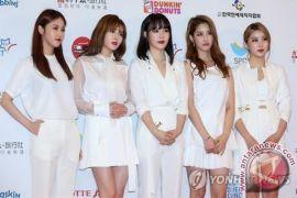 Meski 4Minute Bubar, Hyuna Tetap Bertahan
