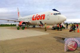 Pesawat Lion Surabaya-Palangka Raya lakukan RTB, penumpang dipindahkan