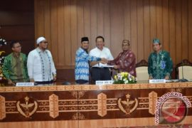 Hibah Tanah Perjelas Hubungan DPD dan Pemprov Kalteng