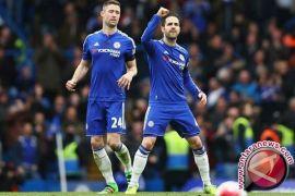 Cesc Fabregas Tegaskan 100% Tetap di Chelsea Musim Depan