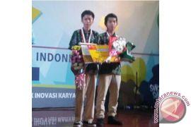 Hebat! Siswa SMKN Ini Juara Inovasi dan Kewirausahaan Siswa Nasional
