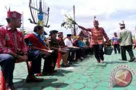 Ritual 'Mamapas Lewu' Kembali Digelar di Sampit