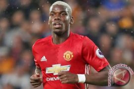 Jose Mourinho sebut nilai Paul Pogba naik