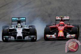 Ini Urutan Hasil Balapan F1 GP Singaura, Hamilton Terdepan