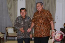 Pertemuan Wapres Dengan SBY
