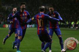 Pendapatan Hak Siar TV Barcelona Lampaui Real Madrid