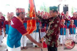 Pj Bupati Barsel Harap Festival Tandak Intan Kaharingan Bangun Kerohanian