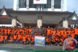 Barut Ikuti Festival Tandak Intan Kaharingan Kalteng