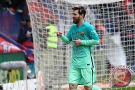 Messi penentu kemenangan Barcelona saat jamu Athletic Bilbao